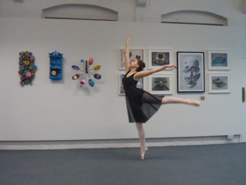 The Paris School of Dancing